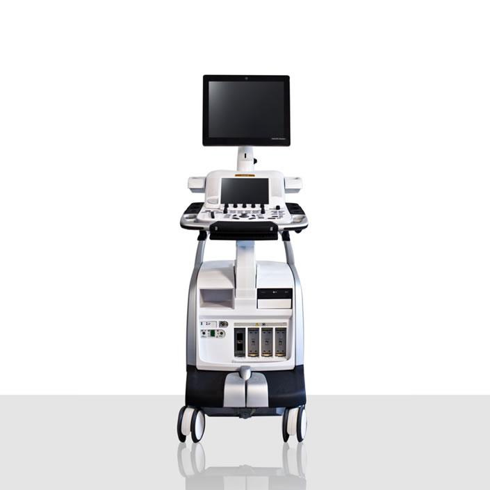 Preview - GE Logiq E9 XDClear